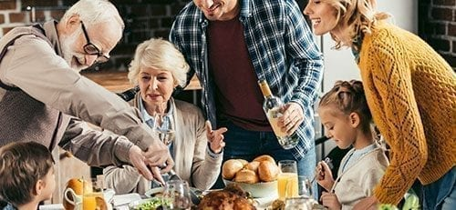 Celebrate the Holidays with Seniors | Blog | Bridge to Better Living