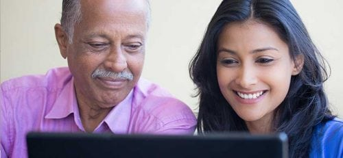 Tech for Seniors Keeps the Mind Young | Blog | Bridge to Better Living